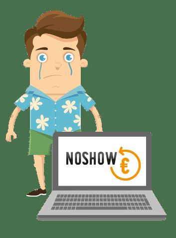 Max findet NOSHOW